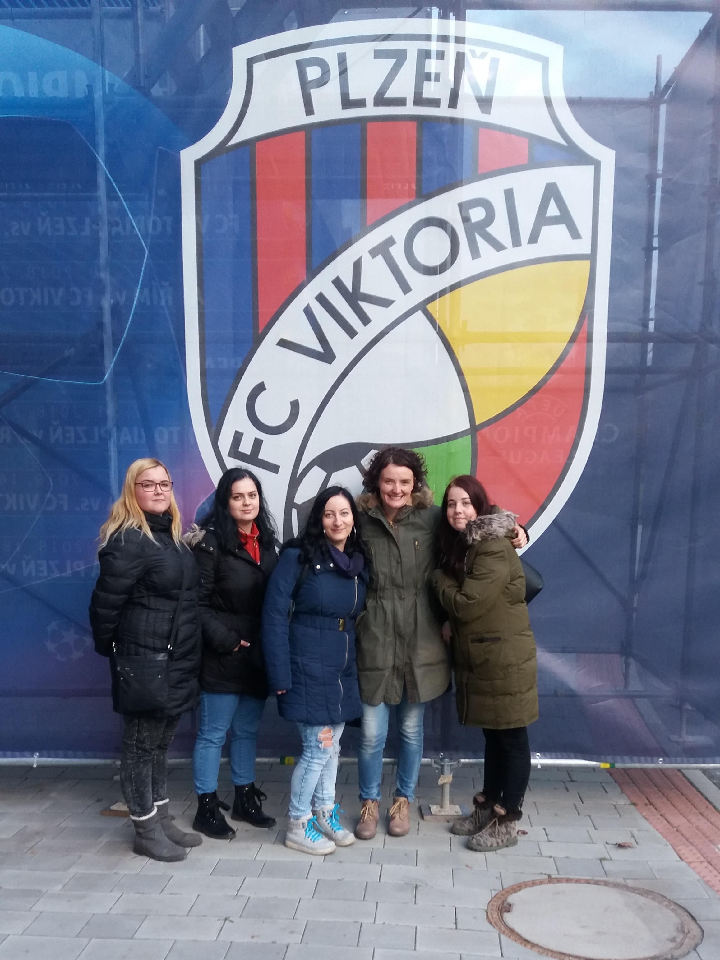 KO4 na výletě v Plzni