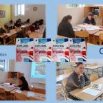 Školní soutěž v anglické konverzaci