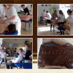 Školení medová, čokoládová a indická masáž
