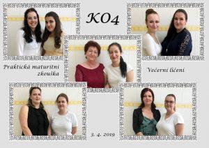 Kosmetičky zahájily maturitní zkoušky