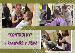 Kontrolní den u kadeřníků v Novém Jičíně