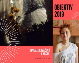 Úspěch v soutěži Objektiv 2019