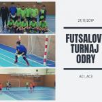 Futsalový turnaj Odry