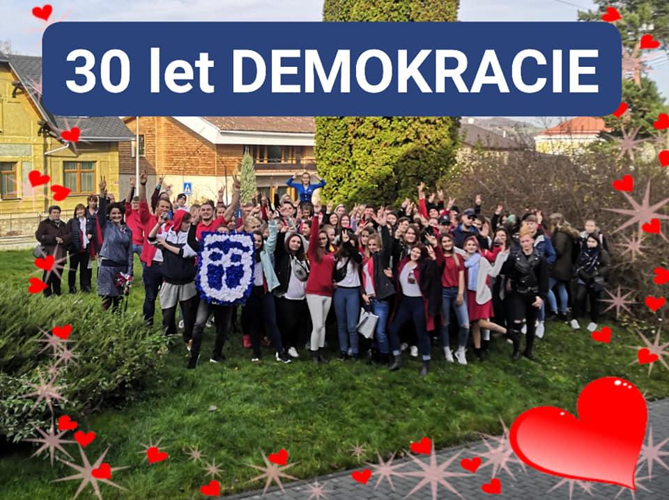 30 let DEMOKRACIE