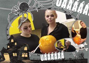 Halloween na intru