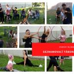 Seznamovací táborák – Domov mládeže